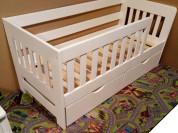 Деревянная кровать детская 160 на 70см. Новая