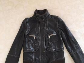 3800р!!! Куртка Нат. кожа 42-44