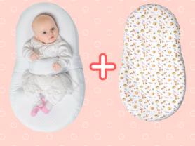 Кокон-матрасик для новорождённого