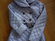 Пальто Аврора демисезонное на х/б подкладке