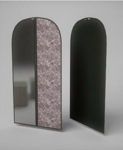 Чехол для одежды малый 60х100 см (Ажур)