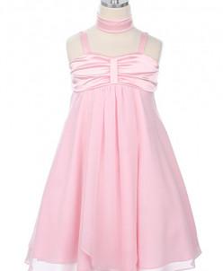 Воздушное платье, PINK, размер 8 и 10