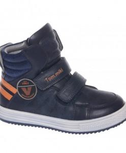 Ботинки Tom&Miki B-1594-A синий (27-32)