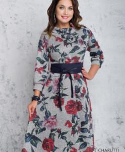 Платье Джина (с поясом)