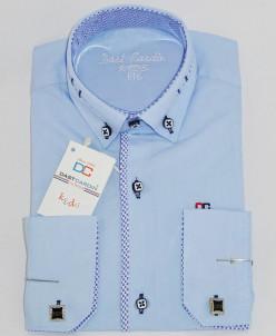 Рубашка для мальчика, Dast Cardin, арт.1107
