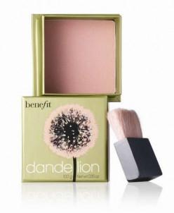 Пудра-румяна Dandelion от Benefit