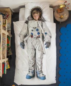 Комплект постельного белья Астронавт. ХИТ!
