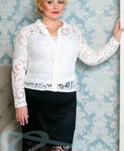 Блуза с майкой Gepur