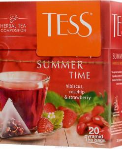 Tess Summer Time 2г х 20  пак/пирамидки