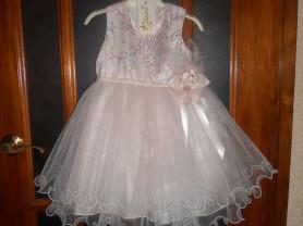 Платье 98-104.