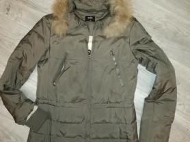 Куртка - пуховик, без капюшона фирма zolla