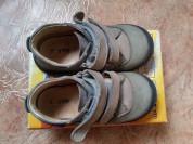 Ботинки Тотто р.25 кожа