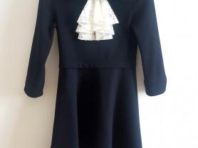 Платье junior republic темно-синие р. 128