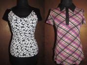 Новая блузка и туника