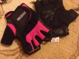перчатки для занятий спортом