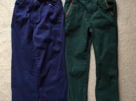 Комплект хлопковых джинс