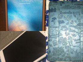 iPad mini, 64GB + чехол + cellular