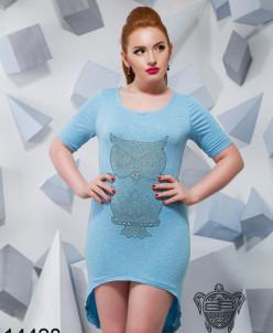 Платье с камнями - 14428