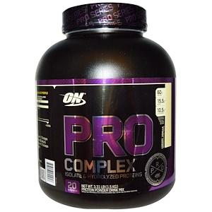Optimum Nutrition, Pro Complex  (1.5 кг)