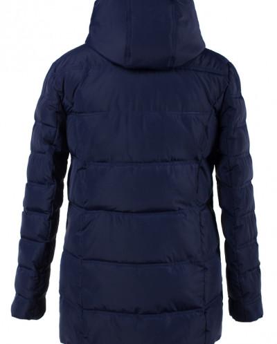 04-1639 Куртка демисезонная (Синтепух 150) Плащевка Темно-си