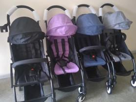 Детские коляски Yoya (Yoyo, Baby Time) в наличии