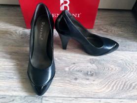 Туфли кожаные р.36