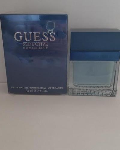 Guess seductive blue туалетная вода 50 мл
