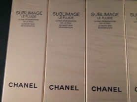 Chanel sublimage fluide флюид сублимаж шанель 5 мл