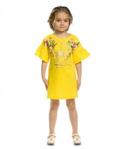 """Платье для девочек """"""""АПЕЛЬСИНОВЫЙ DOLCE"""""""""""