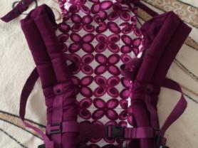 Рюкзачок-переноска Ergo baby, Фиолетовая мистика