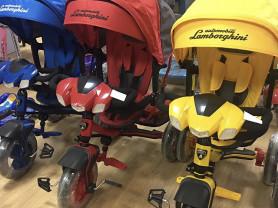 трёх колесные велосипеды Lambordhini Эгоист 2017