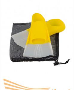 Короткие пластмассовые Ласты для бассейна Размер: 36-38