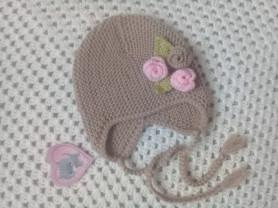 Новая шапка на весну