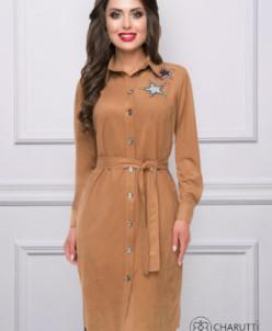 Платье-рубашка В новом образе