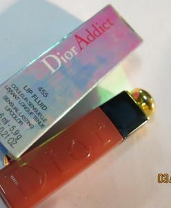 Dior Addict флюид для губ 455