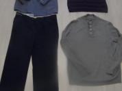 Фирмен. брюки рубашка джемпер поло мало б/у 48-50