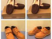 Обувь Ugg и Timberland оригиналы р.32