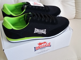 Кроссовки 43 размер Lonsdale