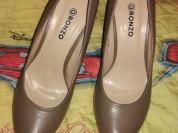 Новые туфли на каблуках р.37(23,5см)