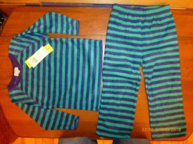 Пижама раздельная Leveret на 3летнего, новая
