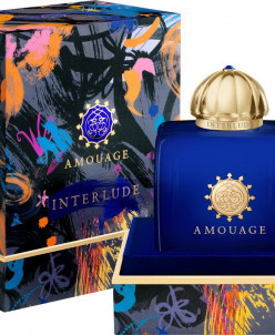 AMOUAGE Woman Interlude EDP