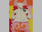 Кофта-курточка теплая 80 см Mayoral новая