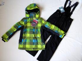 Новый зимний горнолыжный костюм комплект 46 и 50