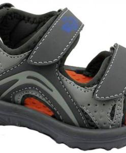 Пляжная обувь Effa  серый/оранжевый