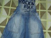 Полукомбез джинсовый новый Глория джинс тонкая джи