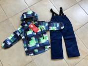 Осенний мембранный костюм для детей и подростков