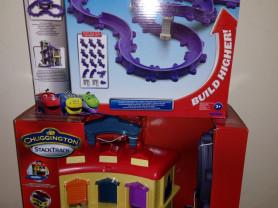 комплект новых игрушек  Chuggington