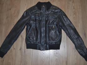 Кожаная куртка Neohit 46 размера