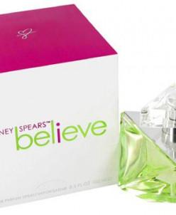 Britney Spears Believe Парфюмированная вода (edp) 50мл