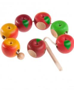"""Шнуровка """"Наливные яблочки - четыре сорта"""" ТМ Леснушки"""